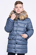 Зимняя куртка для мальчика DT-8274