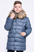 Зимова куртка для хлопчика DT-8274