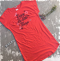 Женское домашнее платье, туника