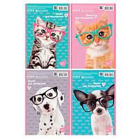 Альбом для рисования Kite Studio Pets 30л SP19-243
