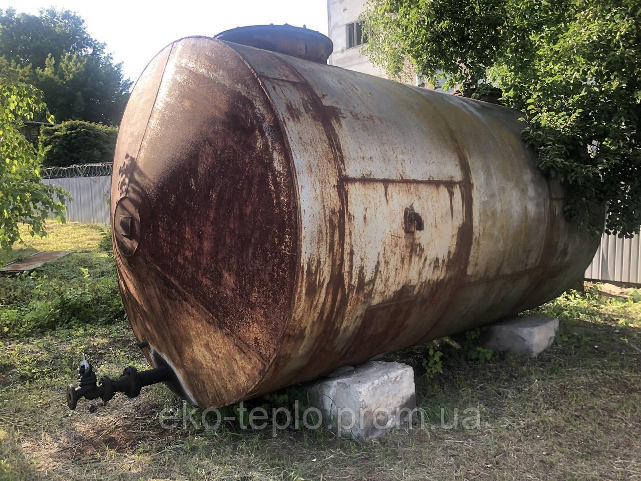 Цистерна толстостенная 30м3