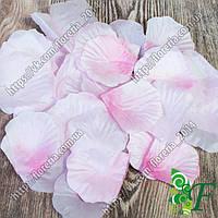 Лепестки розы розовые