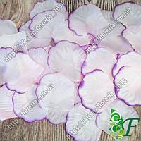 Лепестки розы розово-фиолетовые