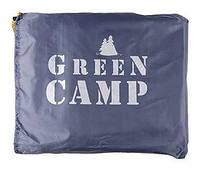 Пол дополнительный для палатки/тента, 210*210, серый. Распродажа! Оптом и в розницу!, фото 1