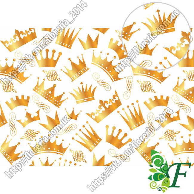 Наклейки Короны
