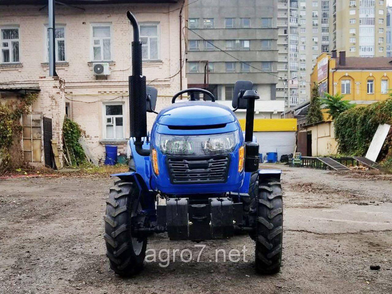 Заказать минитрактора Булат с доставкой по всей Украине