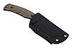 Нож охотничий нескладной для походно полевых работ и ежедневнго использования (EDC серия), фото 3