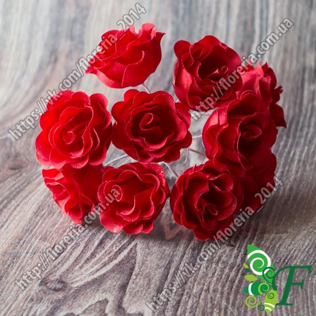 Букетик Розы WOW красный