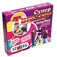 """Игровой набор """"Супер Твистер"""" Strateg (379)"""
