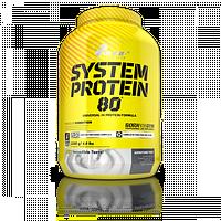 Протеин OLIMP System Protein 80 (2,2 кг) олимп систем vanilla