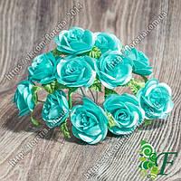 Букетик роза Билона_мятная