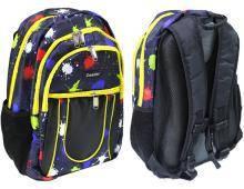 Рюкзак ортопедичний, різнокольор. L, 46*30*15 см, 982250 Leader