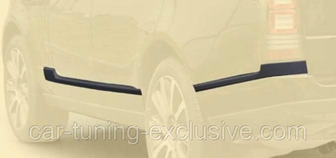 MANSORY side panels for Range Rover Vogue 4