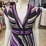 Платье трикотаж сонцеклеш марсала 44-50, фото 4