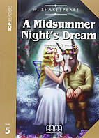 Top Readers Midsummer Night's Dream with CD \level 5\