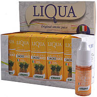 Жидкость для электронной сигареты LIQUA 10мл Ананас №4742