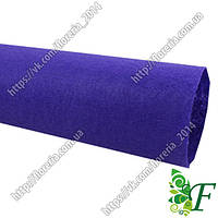 Фетр 40*50 см. _ фиолетовый