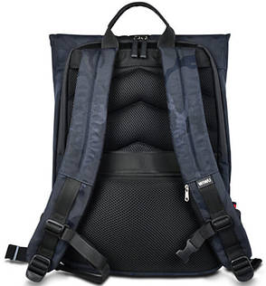 "Рюкзак WIWU Vigor Backpack для MacBook 15 ""Синий / Камуфляж (6957815510559), фото 2"
