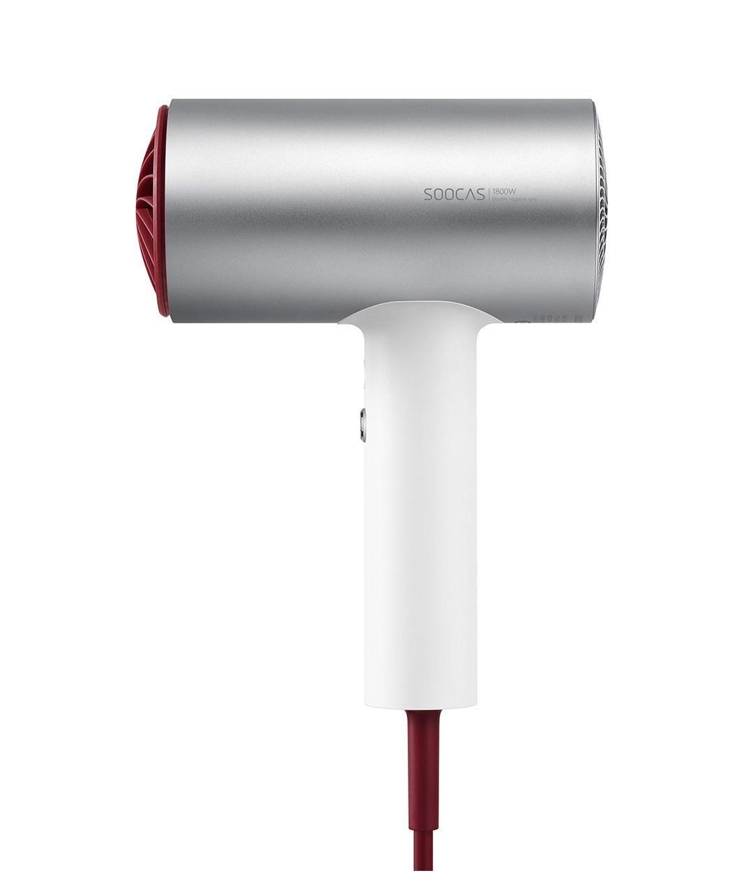 Фен Xiaomi Soocas H3S Electric Hair Dryer Алюминий Белый / Серебристый