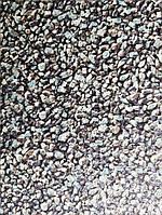 Виниловые обои на флизелиновой основе Ugepa Reflets  А08301 синие с бирюзой мозаика мелкие камни моющиеся 3d, фото 1
