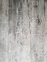 Виниловые обои на флизелиновой основе  Ugepa Reflets L68319 серые под дерево моющиеся, фото 1