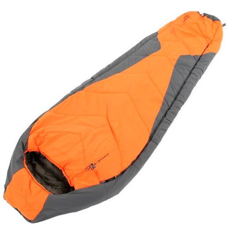 Спальный мешок Tramp Oimykon TRS-001.02 (Оранжевый/серый) R