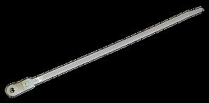 Стяжка прозор.150х3.6 з отвіром