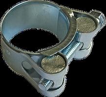 Силовий хомут 23-25 W1 сталь цб