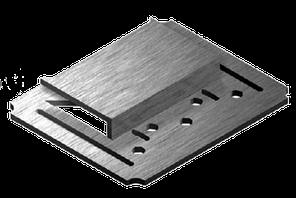 Зажим обшивочной доски 4мм (100 шт/уп)