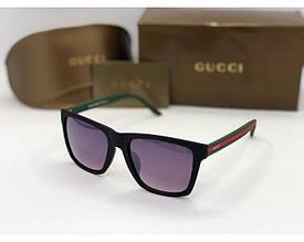 Мужские солнцезащитные очки в стиле (449) green