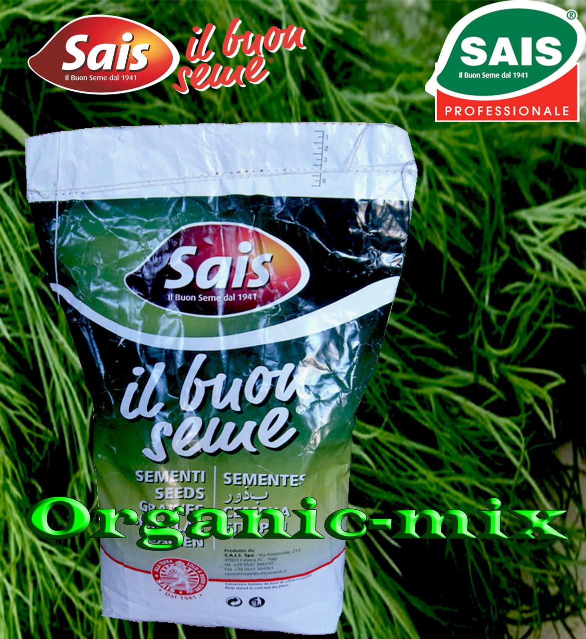 Семена, Укроп кустовой, жаростойкий ДАРК / DARK (темно-зеленый), мешок 5 кг, SAIS (Италия)