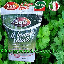 Семена, Кориандр (Кинза) жаростойкий, ПРЕЗЕМОЛО ЧИНEЗЕ / PREZEMOLO CHINEZE, Италия SAIS (мешок 5 кг)
