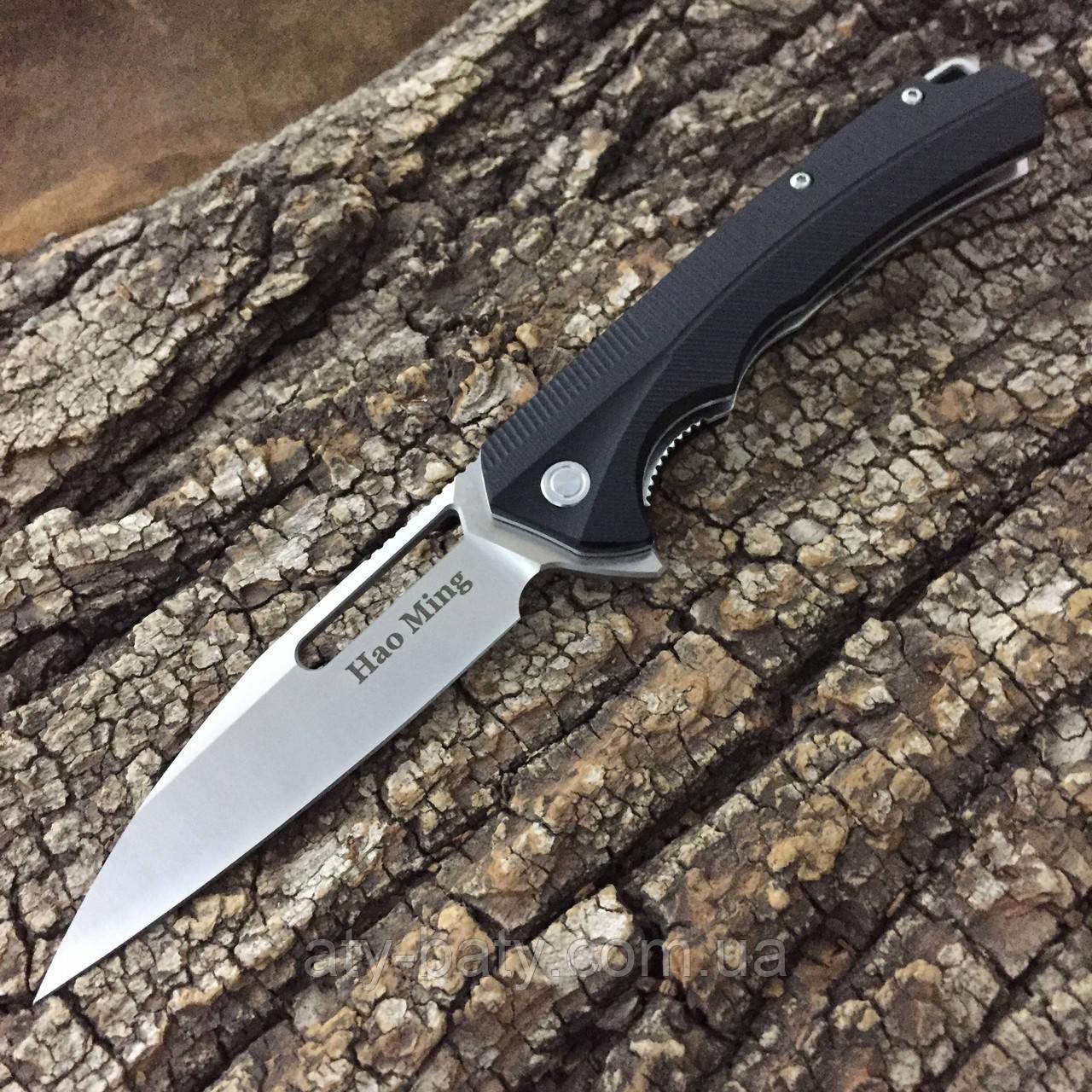 Нож HaoMing Wong Design