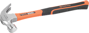 Молоток-цвяходер 340г фіб. TC