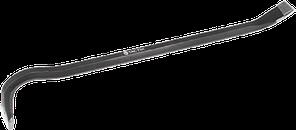 Лом-цвяходер 450мм TC