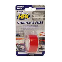 HPX силиконовая вулканизирующая лента для ремонта труб и электроизоляции - 3м красная SO2503