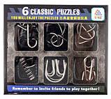 6 металевих головоломок Enjoy Puzzles, фото 4