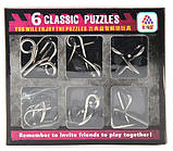 6 металевих головоломок Enjoy Puzzles, фото 3