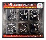 6 металевих головоломок Enjoy Puzzles, фото 2