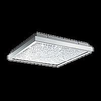"""Світильник стельовий Eglo 32026 4х6,7W LED хром/прозорий """"Кардіто"""""""