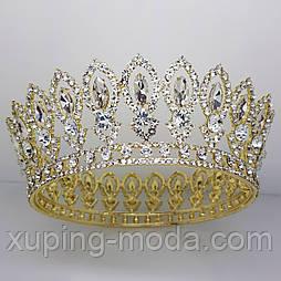 Оптовая продажа свадебных украшений, корона, тиара для волос
