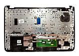Оригінальна клавіатура для ноутбука HP Pavilion 15-D series, ru, black, передня панель, фото 2