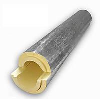 Утеплитель для труб в защитном покрытии из фольгопергамина (фольгоизола) -    Ø 325/60 мм
