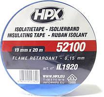 HPX Ізострічка ПВХ/52100/19*20м синя IL1920