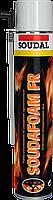 Вогнестійка монтажна піна Soudafoam FR 750мл
