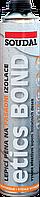 Піна д/утеплювача Etics BOND 800мл піст. SOUDAL