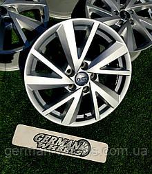 Оригинальные 17 - дюймовые диски Audi Q2