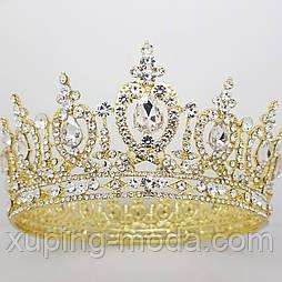 Весільна корона, тіара, гарна прикраса для волосся