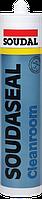 Герметик SOUDASEAL cleanroom біл. 290мл