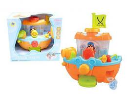 """Игрушка для ванной """"Кораблик"""" (детская водяная мельница для купания)"""